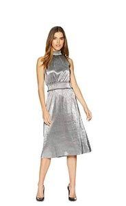NWT Pleated Shine Dress 👗